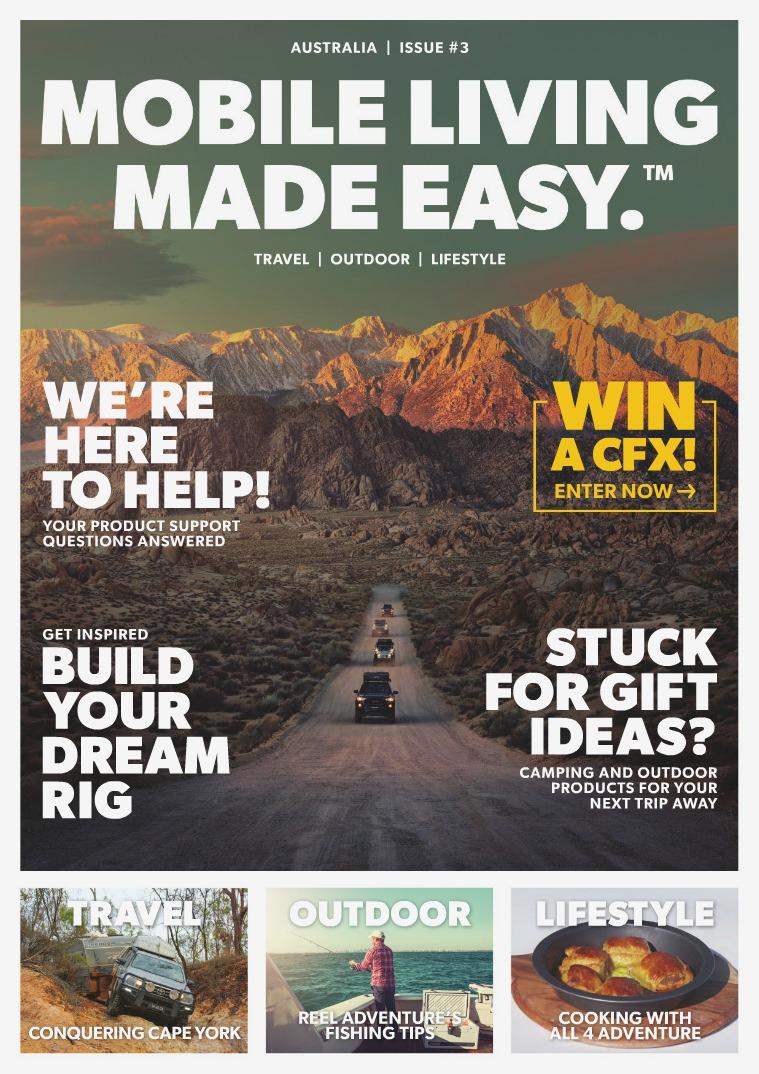 Mobile Living Made Easy Australia Issue 3