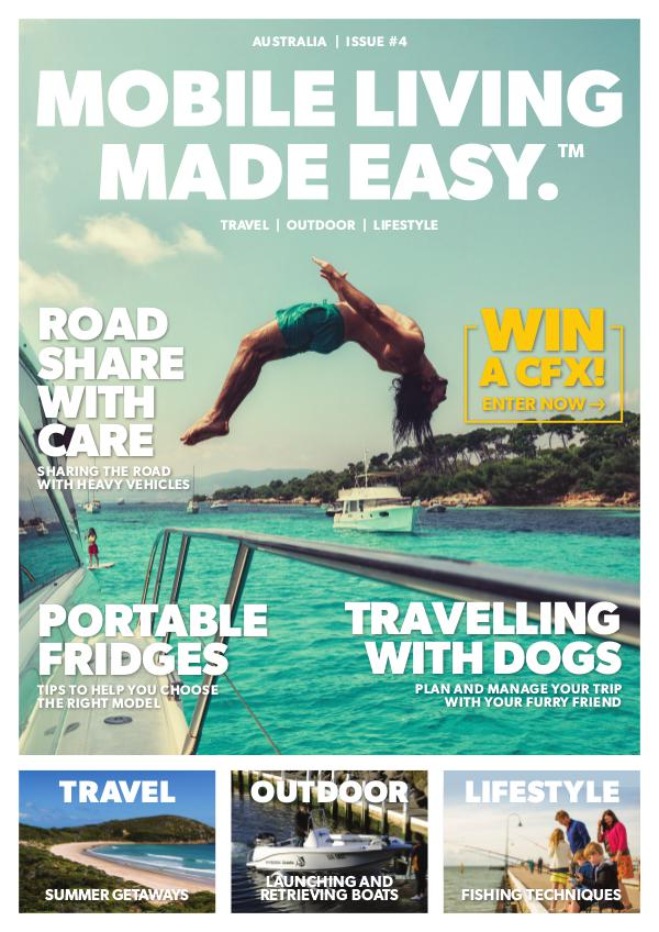 Mobile Living Made Easy Australia Issue 4