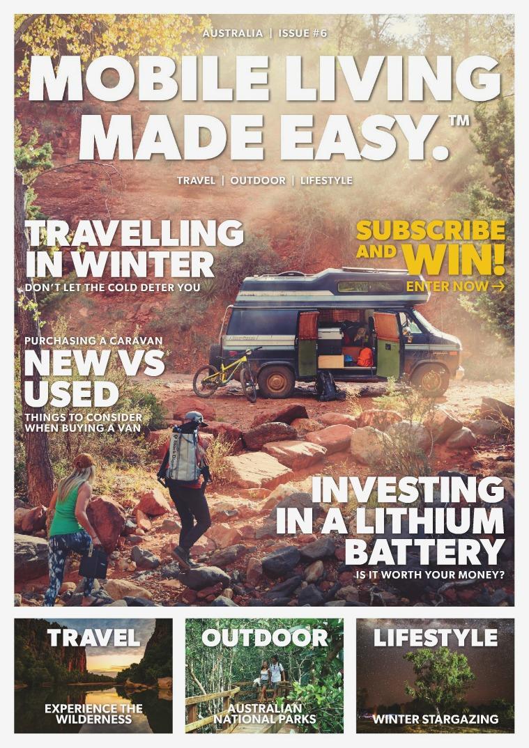 Mobile Living Made Easy Australia Issue 6