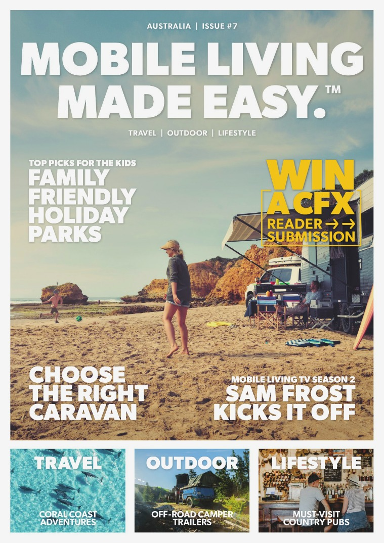Mobile Living Made Easy Australia Issue 7