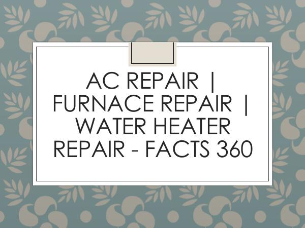 Smart Home Solutions AC Repair | Furnace Repair | Water Heater Repair