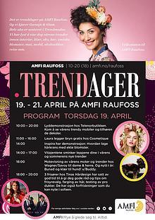 Trenddager Amfi Raufoss 2018