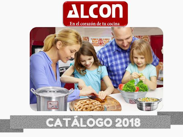 Catálogo Alcon 2018 catálogo online