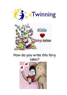 Kids Love Fairy TALES