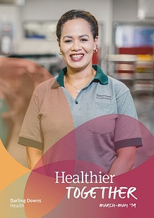 Healthier Together - Darling Downs Health
