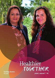 Healthier Together, June to August 2019 edition
