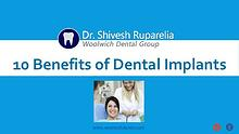 10 Amazing Benefits of Dental Implants