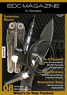 Everyday Carry Magazine