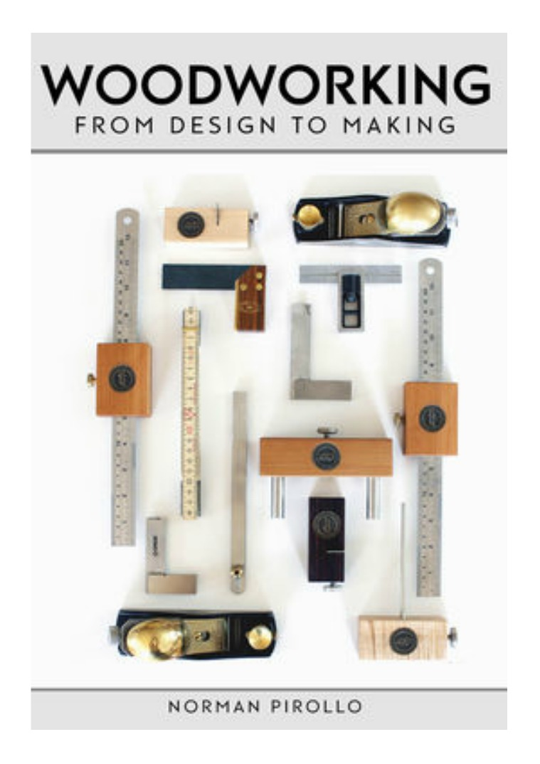 WOODSKILLS Book WOODWORKING: FROM DESIGN TO MAKING