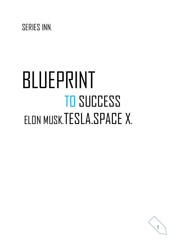 BLUE PRINT TO SUCCESS MAIN BOOK