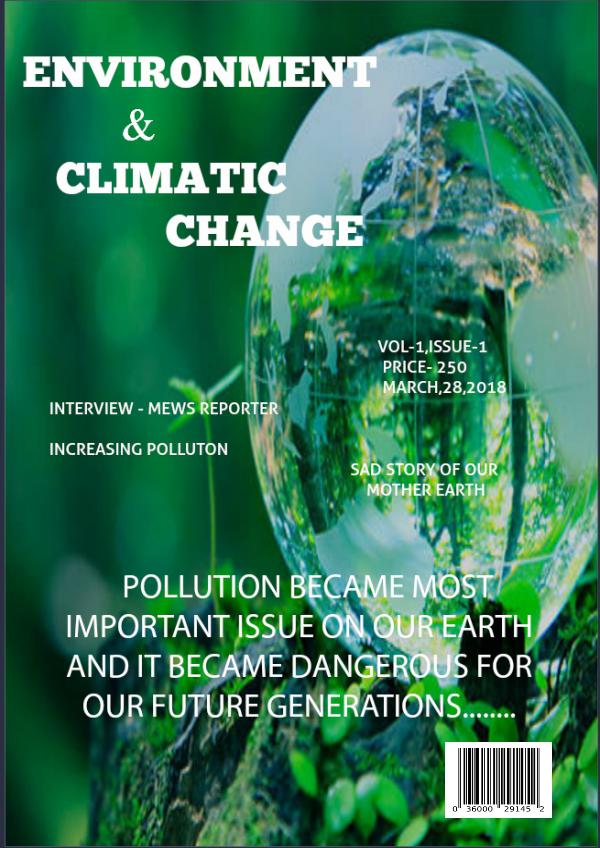 Air Pollution Tarun Magazine