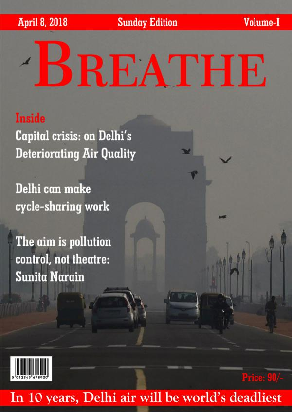 BREATHE tarun magazine