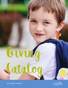 Spring Giving Catalog