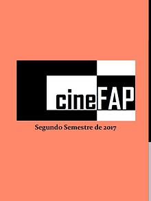 Catálogo Cine FAP