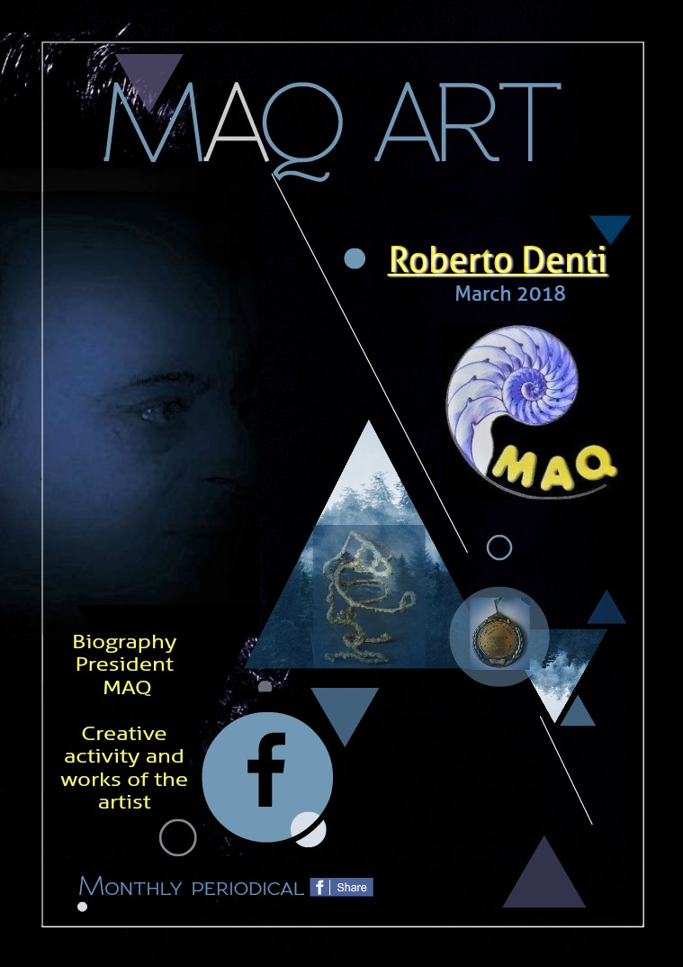 MAQ ART-MAGAZINE MAQ - Quantum Art Movement