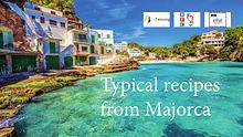 Typical recipes from Majorca