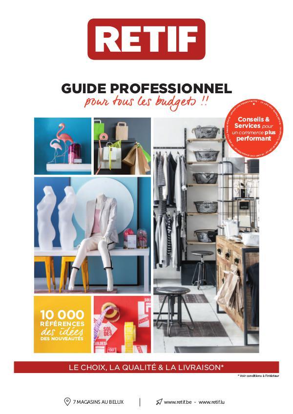 RETIF Belgium Guide professionnel