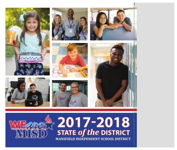 State of the District 2017-18