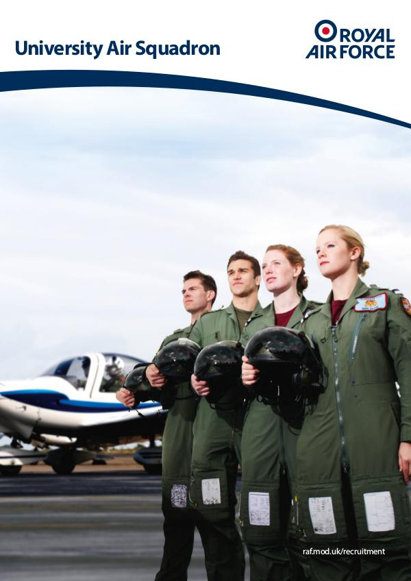 What You Need To Know University Air Squadrons