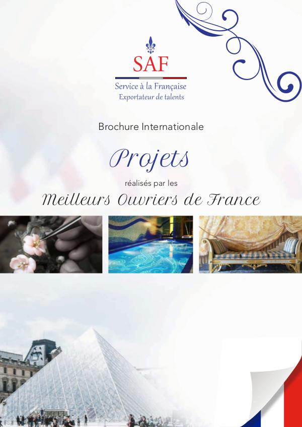 Brochure SAF Projects FR