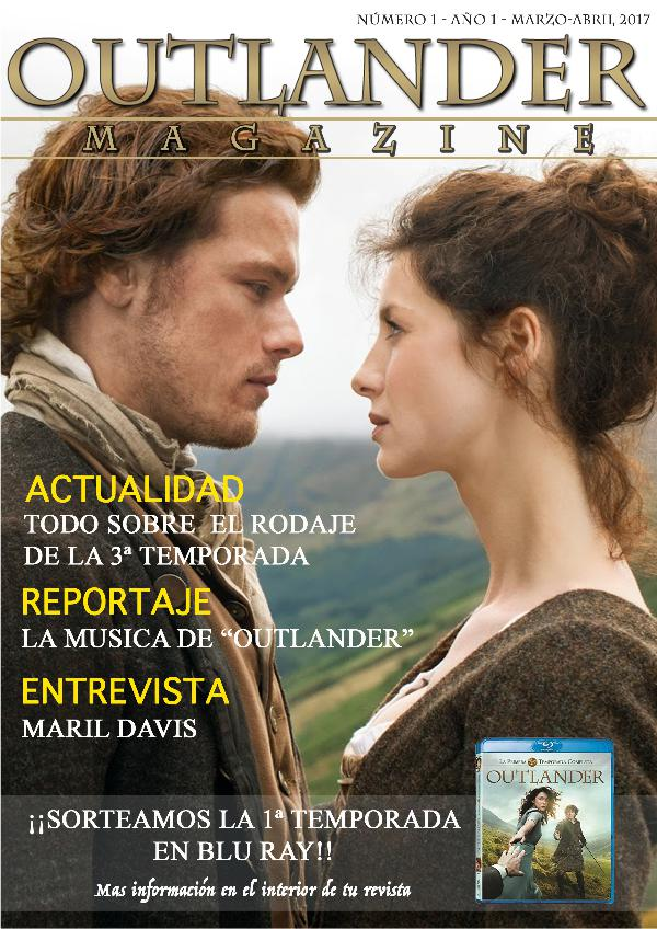Outlander Magazine Número 1 (marzo 2017)