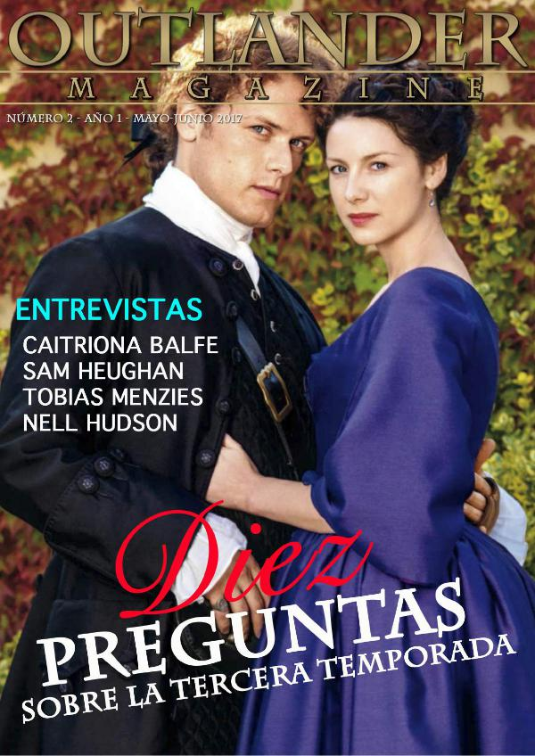 Outlander Magazine Número 2 (mayo 2017)
