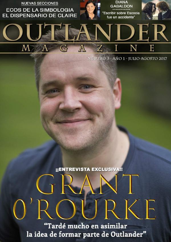 Outlander Magazine Número 3 (Julio 2017)