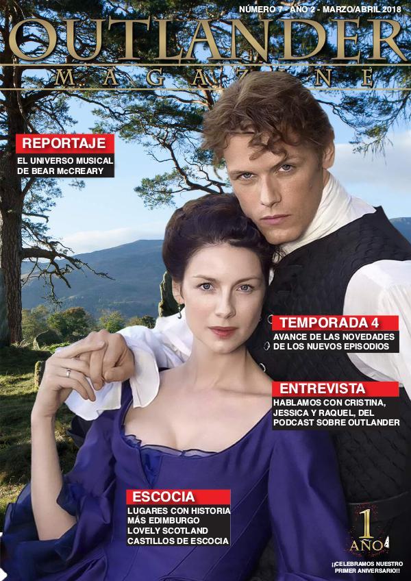 Outlander Magazine Número 7 (marzo 2018)