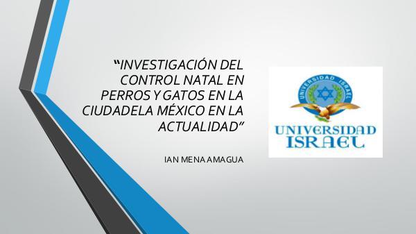 Proyecto PRESENTACION METOD