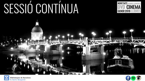 SESSIÓ CONTÍNUA. GENER 2019 SESSIÓ CONTÍNUA_GENER 2019
