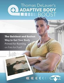 Adaptive Body Boost PDF EBook Free Download | Thomas DeLauer
