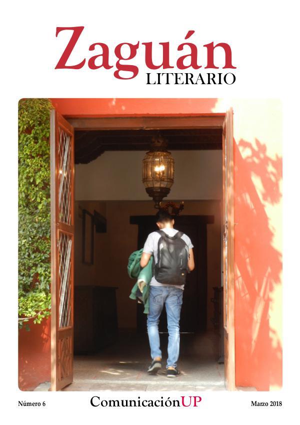 Zaguán Literario Zaguán Literario 06