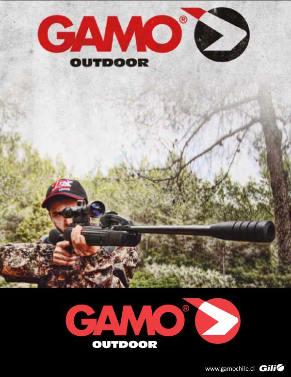 CATÁLOGO GAMO CATALOGO_OUTDOORS_2018_GAMO