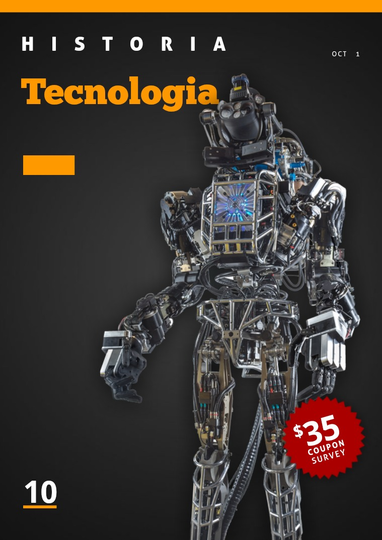 Historia de la tecnología 1