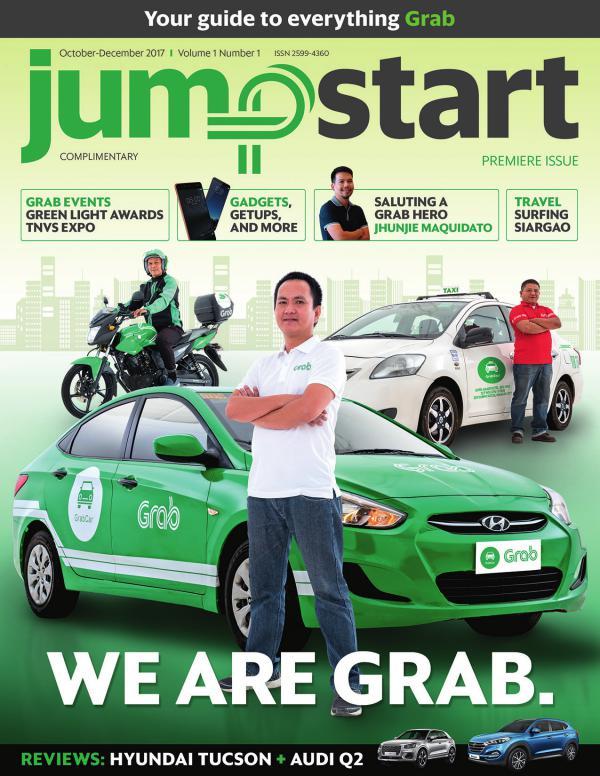 Jumpstart Issue 1 Issue 1
