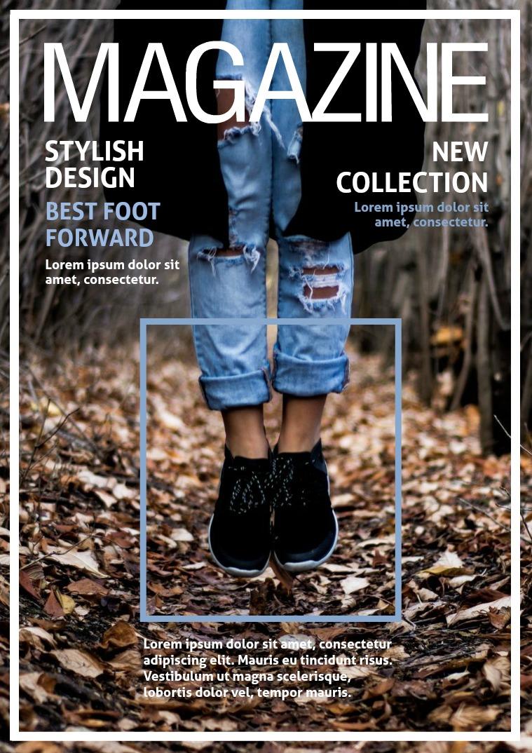 My first Magazine jkbmmmmmmmmmmmm