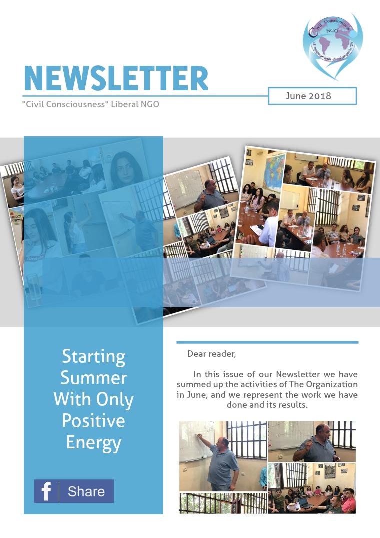"""CC"" NGO's Newsletters June_Newsletter_Eng"