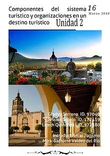 Sistema turístico en Álamos, Sonora, México.