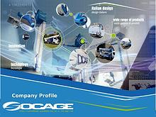 SOCAGE Company profile. English