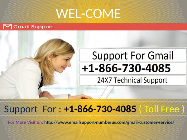 Get +1-866-730-4085 Gmail Tech Support Number Gmail Customer Support Number 1-866-730-4085