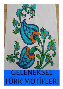 Geleneksel Türk Motifleri Çalışmalarımız