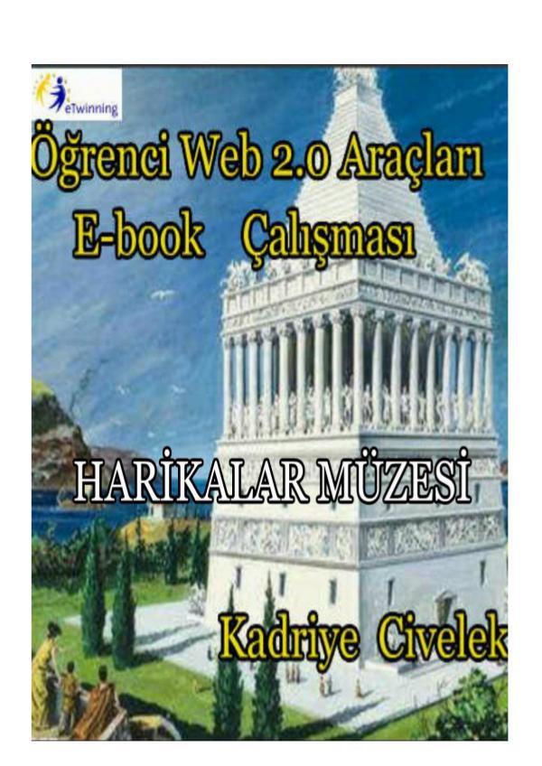 Öğrenci Web2.0 Araçları Ebook PROJE EBOOK