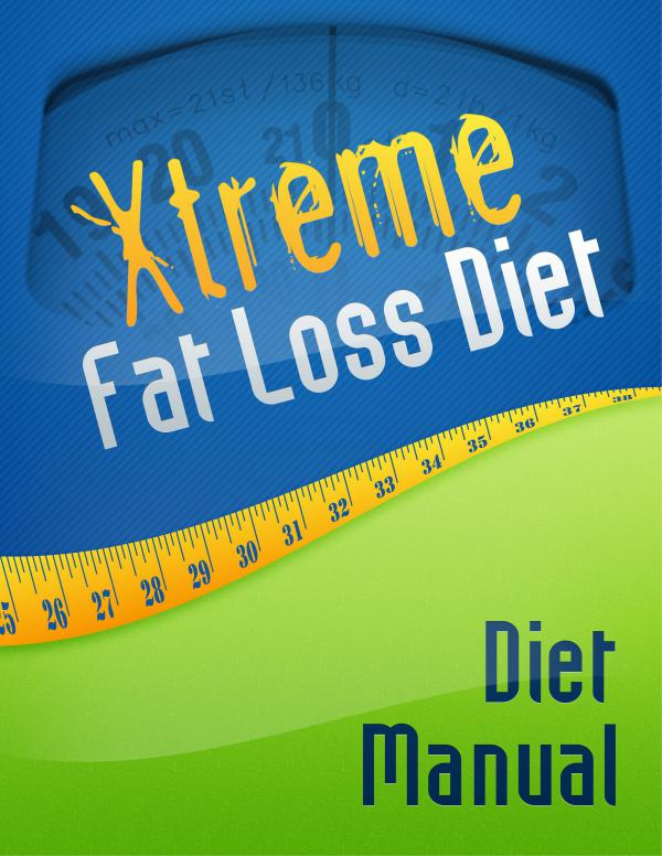 Get Xtreme Fat Loss Diet Review PDF eBook Book Free