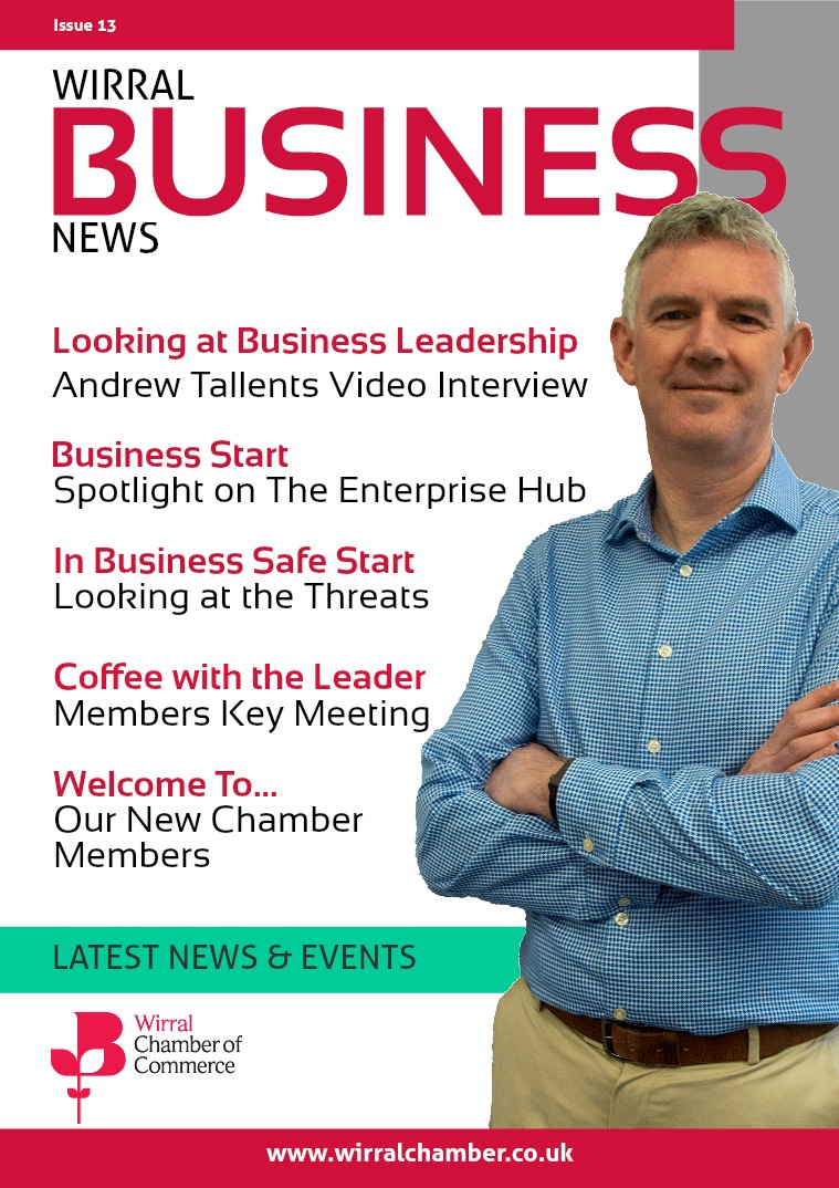 Wirral Business News Issue Thirteen