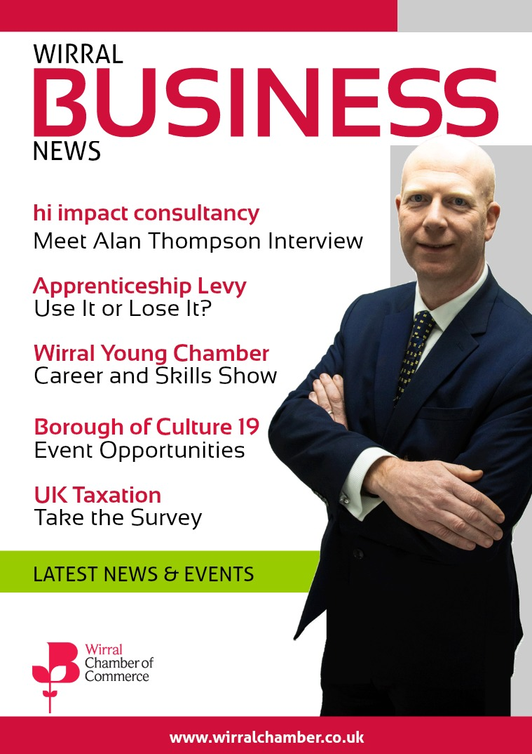 Wirral Business News Issue Fifteen