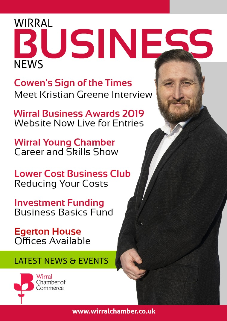 Wirral Business News Issue Sixteen