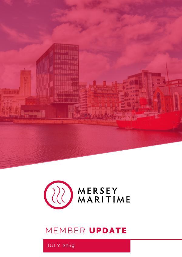 Mersey Maritime July Member News