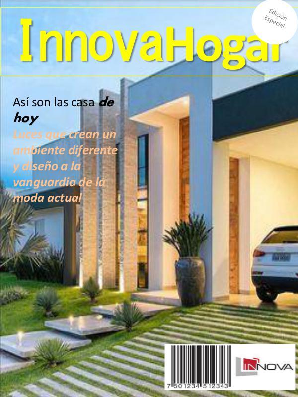 Revista InnovaHogar revista terminada
