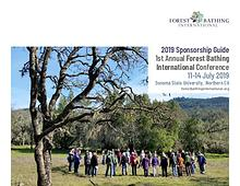 Forest Bathing International Conference Sponsorship Agreement