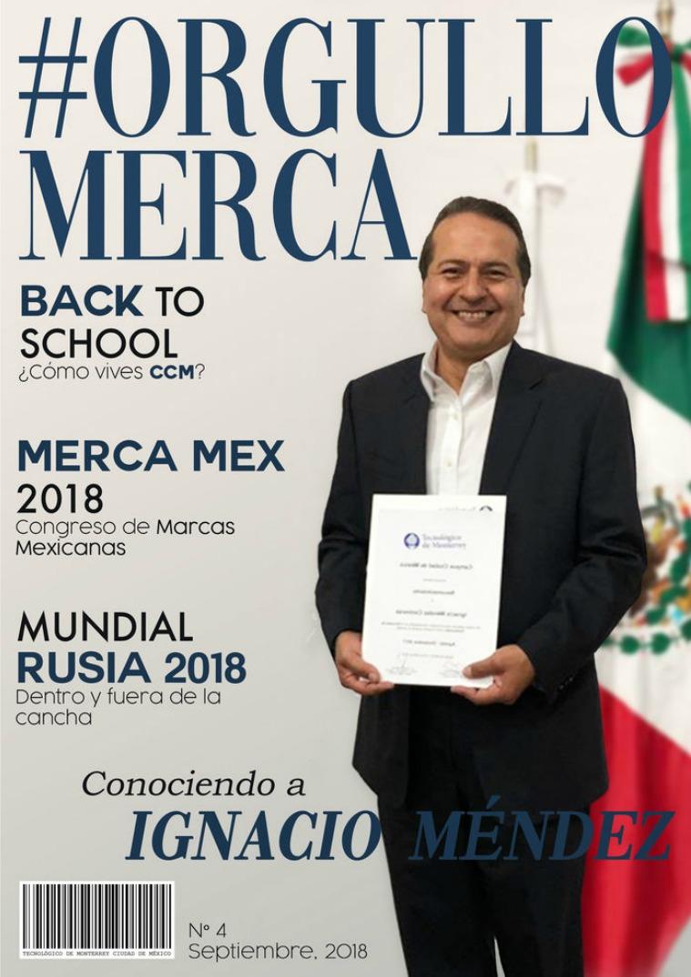 Revista #Orgullo Merca 4ta edición 4